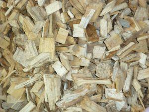 Plaquette de bois essence peuplier