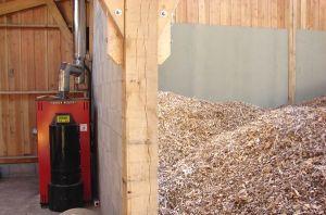 Chaufferie bois déchiqueté sarthe